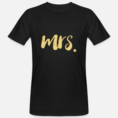 Misses Miss Miss Ehrenfrau - Men's Organic T-Shirt