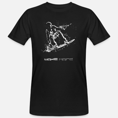 wakeboarder - Men's Organic T-Shirt