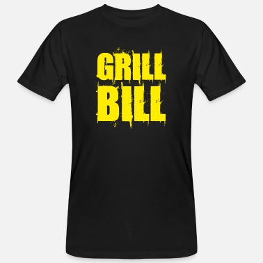 Kill BBQ Bill - Mannen bio T-shirt