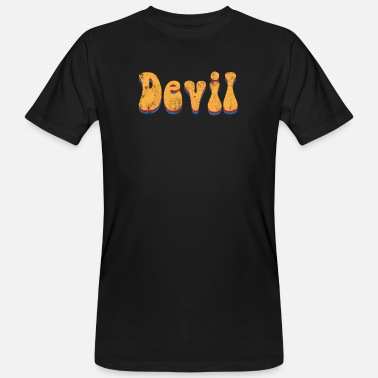 Devil Male Devil devil - Men's Organic T-Shirt