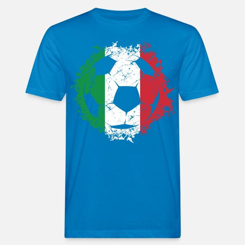 Italiensk Italia flagg ord T skjorte | Fruugo NO