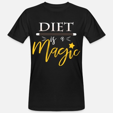 Diet diet - Men's Organic T-Shirt