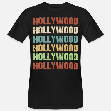 Hollywood Hollywood - Maglietta ecologica uomo
