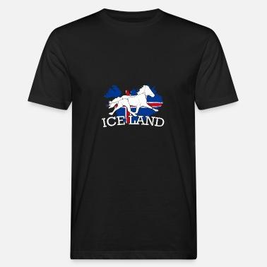 Beställ Islands Flagga T shirts online | Spreadshirt