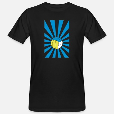 Beachvolley beachvolley - Ekologisk T-shirt herr