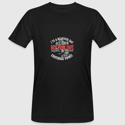Red pony cafe funny sayings - Men's Organic T-shirt