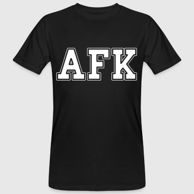 AFK - Men's Organic T-shirt