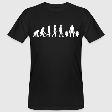 Evolution Weight Lifting - Ekologisk T-shirt herr