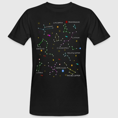 constellations - T-shirt bio Homme