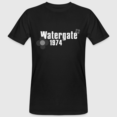 watergate 1974 bw - Men's Organic T-shirt