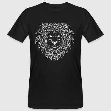 sound lion - Männer Bio-T-Shirt