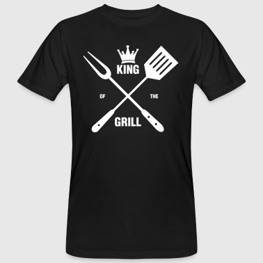 King of the Grill - Men's Organic T-shirt