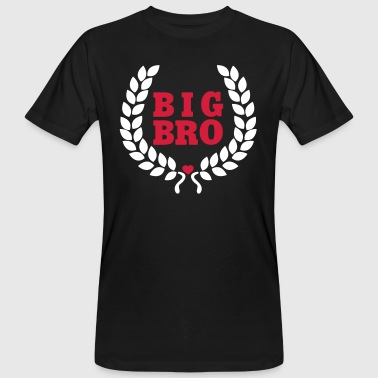 Big BRO - Big Brother - big brother - Men's Organic T-shirt
