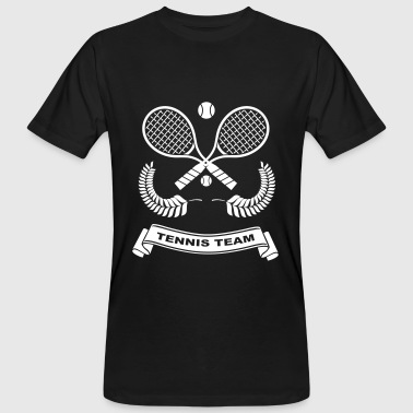 Tennis-Team - Men's Organic T-shirt
