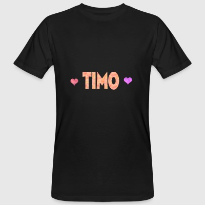 Timo - Men's Organic T-shirt