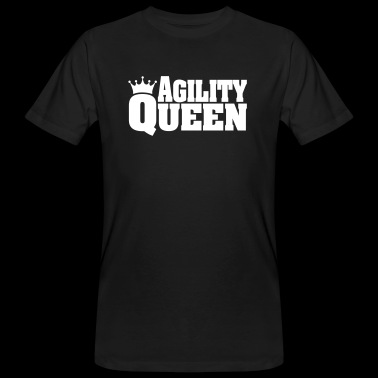 QUEEN AGILITY - T-shirt bio Homme