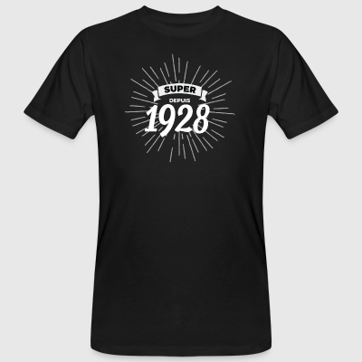 Super sedan 1928 - Ekologisk T-shirt herr