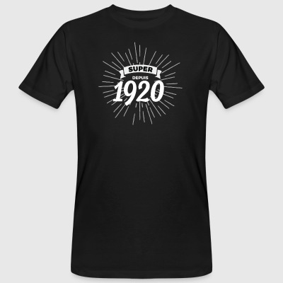 Super sedan 1920 - Ekologisk T-shirt herr