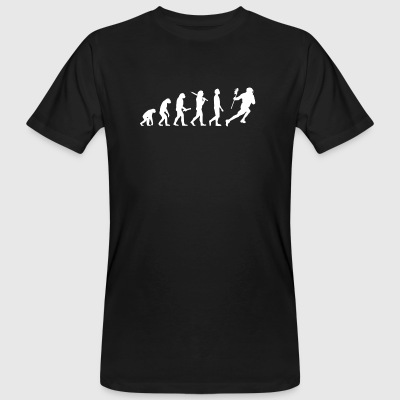 Lacrosse Evolution - Men's Organic T-shirt