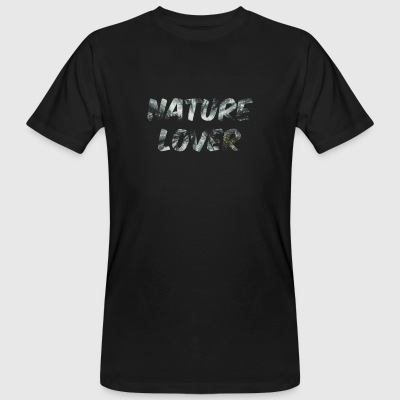 Nature Lover - nature lovers - Men's Organic T-shirt
