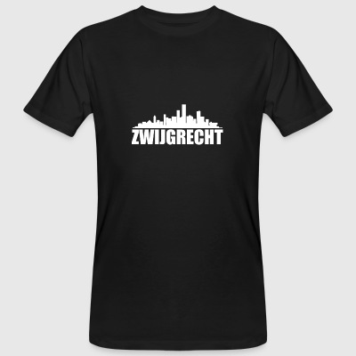 ZR SkyLine White - Men's Organic T-shirt