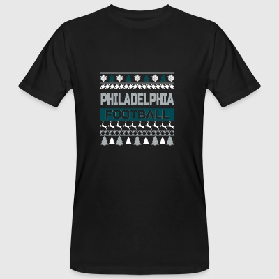 Ugly Sweater Philadelphia - Männer Bio-T-Shirt