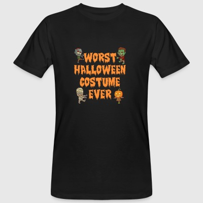 Worst Halloween Costume Ever - Men's Organic T-shirt