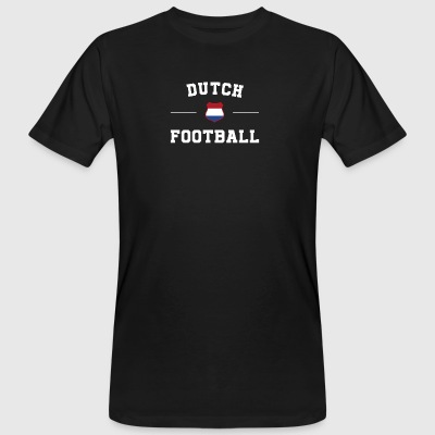 Dutch Football Shirt - Dutch Soccer Jersey - Men's Organic T-shirt
