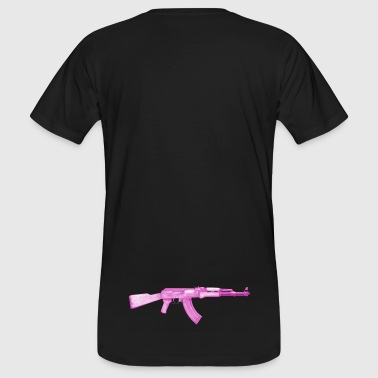 PINK AK47 - Men's Organic T-shirt