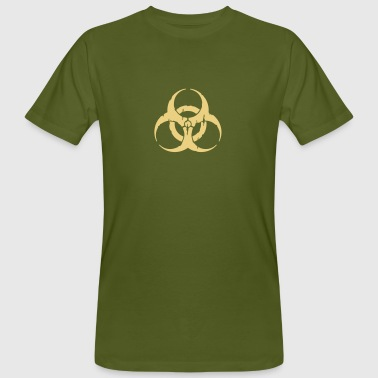 hazard worn out / hazardous distressed - Camiseta ecológica hombre