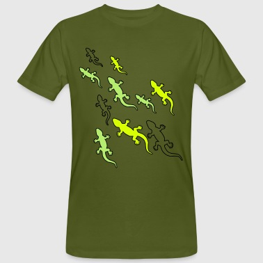 Gecko Group - Men's Organic T-shirt