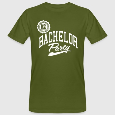 Bachelor Party - Männer Bio-T-Shirt