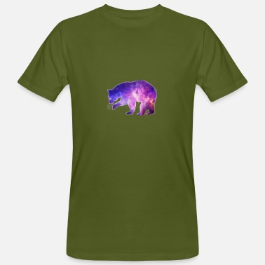 Mountain Bear Mountain Bear - Men's Organic T-Shirt