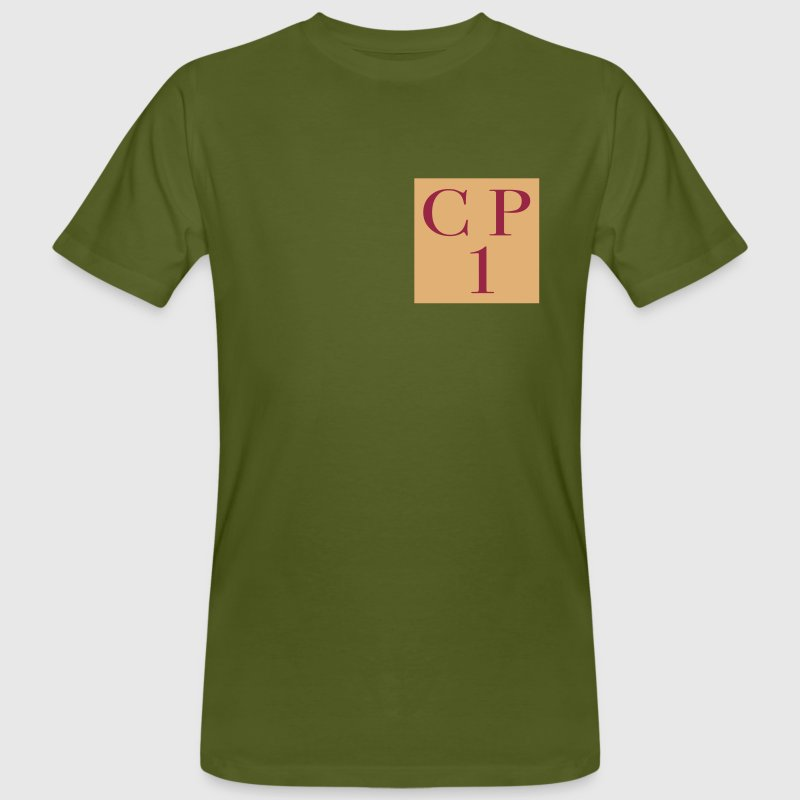 Walmington-On-Sea Platoon CP1 Insignia - Men's Organic T-Shirt
