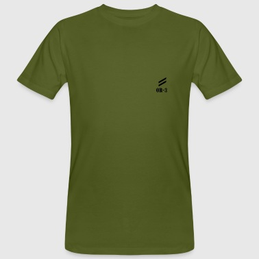 Corporal OR-3 - Men's Organic T-Shirt