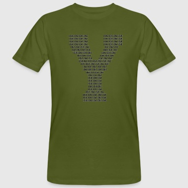 Yes Love Yes for love - Yes to love - Men's Organic T-Shirt