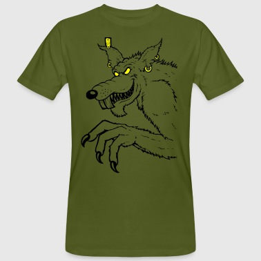 Monster Rat - Men's Organic T-shirt