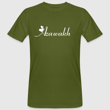 Azawakh purebred dog, dog - Men's Organic T-Shirt