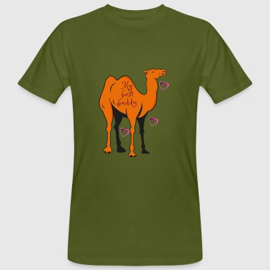 My best buddy - Men's Organic T-Shirt