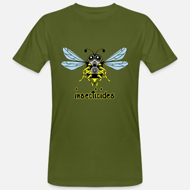 insecticides - Männer Bio T-Shirt