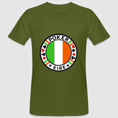 poker EIRE - Men's Organic T-shirt