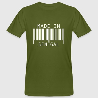 Made in Senegal - T-shirt bio Homme