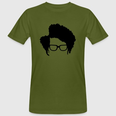 Moss IT-Crowd - Mannen Bio-T-shirt