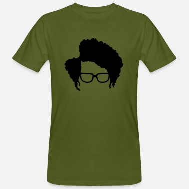 It Crowd Moss IT-Crowd - Mannen Bio-T-shirt