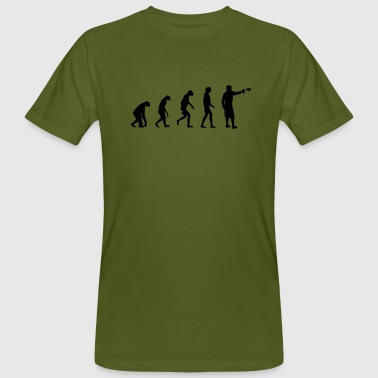 Evolution of Graffiti/ Streetart / Bombing - Men's Organic T-Shirt