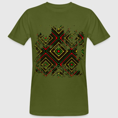 ethno muster ethno muster afrika mnner bio t shirt - Ethno Muster