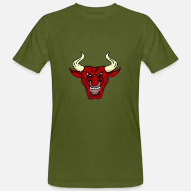 Ox Bull Bull Ox cattle - Men's Organic T-Shirt