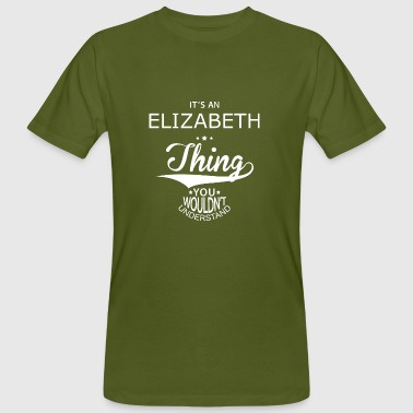 Elizabeth Name Elizabeth - Men's Organic T-Shirt