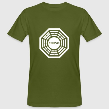 Bagua From Lost TV Series. - Men's Organic T-Shirt