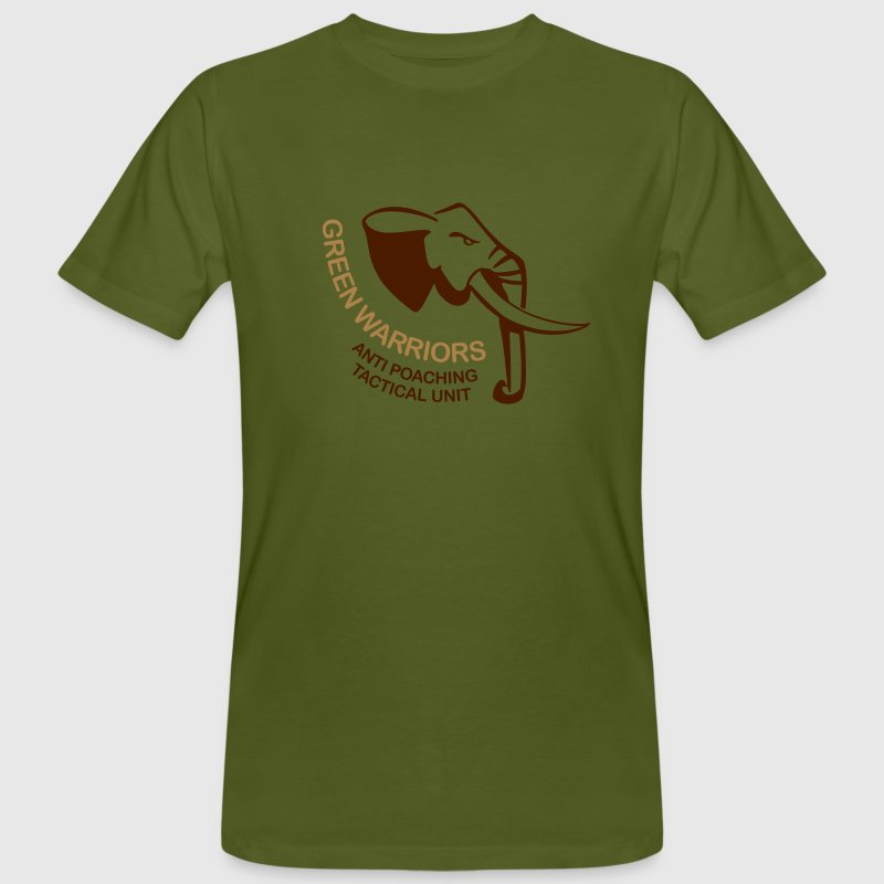 green warriors - Men's Organic T-shirt